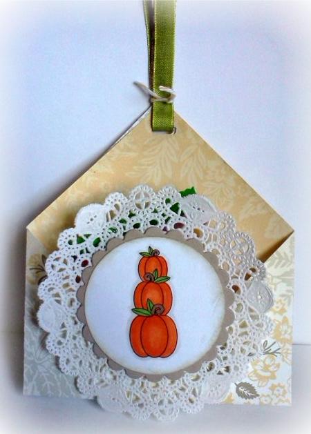 Pumpkin  Jovita Torres - Halloween trio
