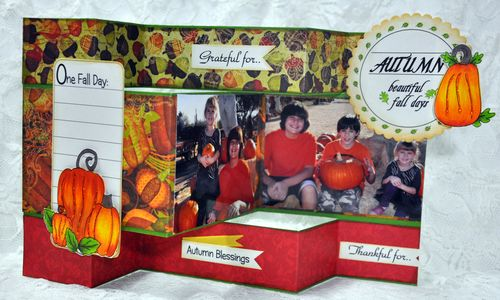One fall day  Leslie Foley - Autumn days