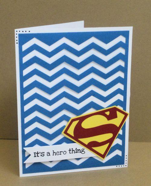 Its a hero thing  Ashley Townsend - Chevron cutting file