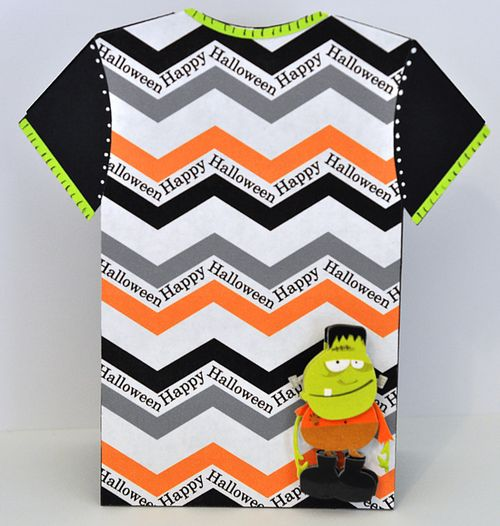 CHEVRON T SHIRT