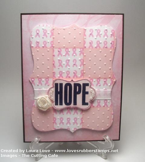 HOPE  Laura Love - Think pink