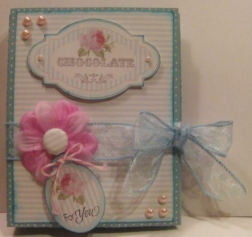 For You  Rhonda Zmikly - Hot chocolate holder