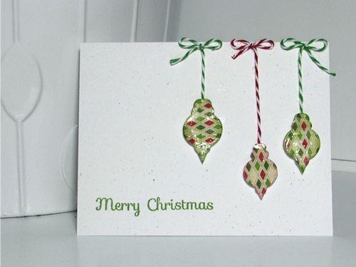 Merry Christmas  Liliya Rytsar- Christmas ornament fun