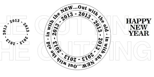 NEW YWAR CIRCLE