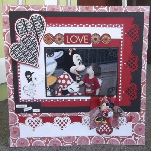 Love Doris Molina - fun with hearts