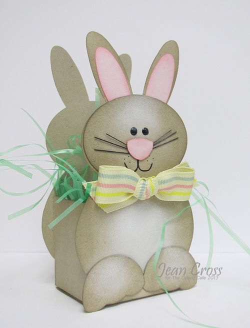 Bunny Jean Cross - Bunny Treat Box