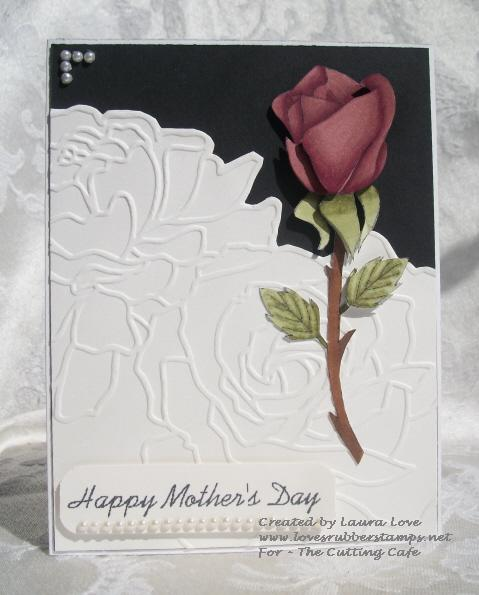 Happy Mothers day -Laura Love - Beautiful Rose set