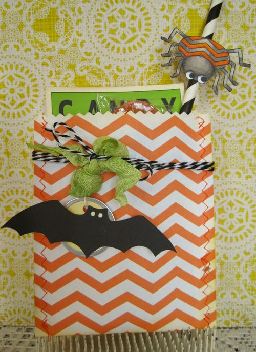 Candy  Lori Hairston - Halloween trio and Halloween bingo and Chevron fall backgrounds