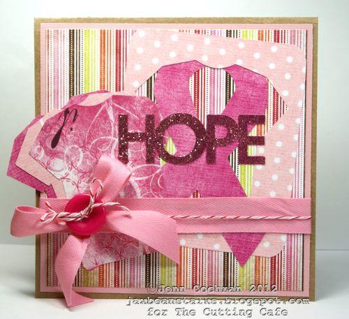 Hope  Jenn Cochran - You gotta have hope