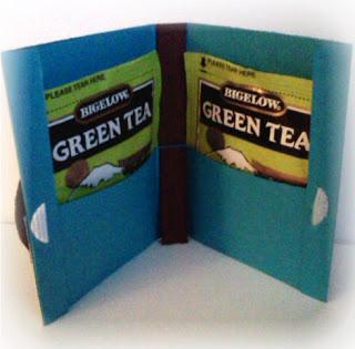 Tea bag holder  Jovita Torres - tea bag holder 1