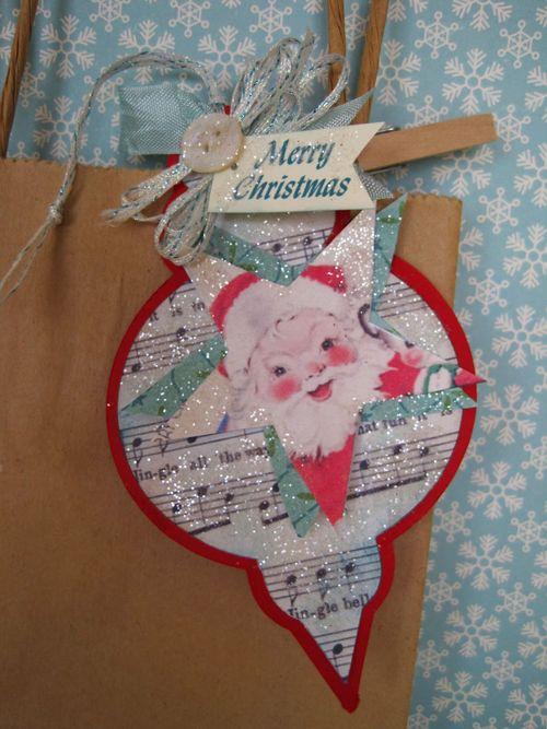 Merry Christmas  Lori Hairston - Christmas ornament fun