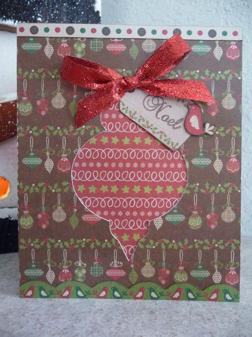 Noel  Jeri Thomas - Christmas ornament fun