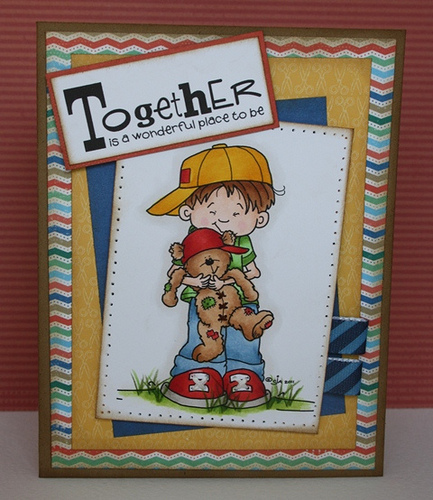 Together - Carolyn Wolff - All about valentines day