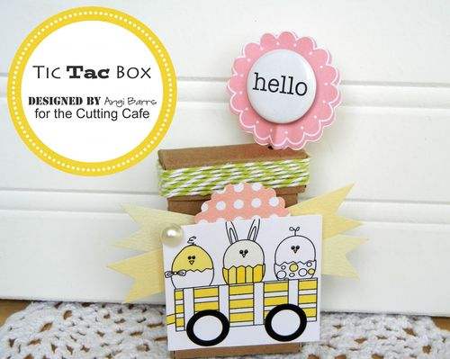 HELLO - Angi Barrs - Easter fun and Tic Tac box set