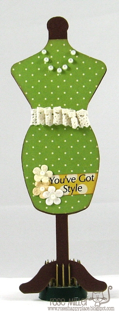 You've got style - Rose Miller - Fun with dress forms