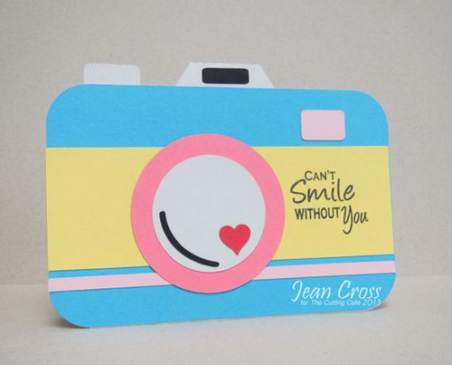 CAN'T SMILE WITHOUT YOU - Jean Cross - Polaroid and Camera fun