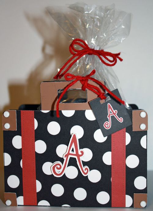 A - Tanya Alley - Suitcase treat box