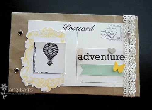 Postcard - Angi Barrs - Postcard printable set