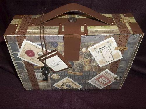 Voyage - Doris Molina - Suitcase box set