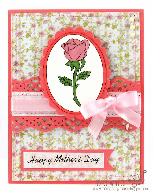 Happy Mothers day -Rose Miller - Beautiful Rose set