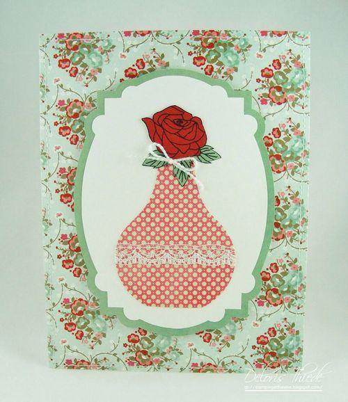 Rose - Deloris Thiede - Beautiful Rose set