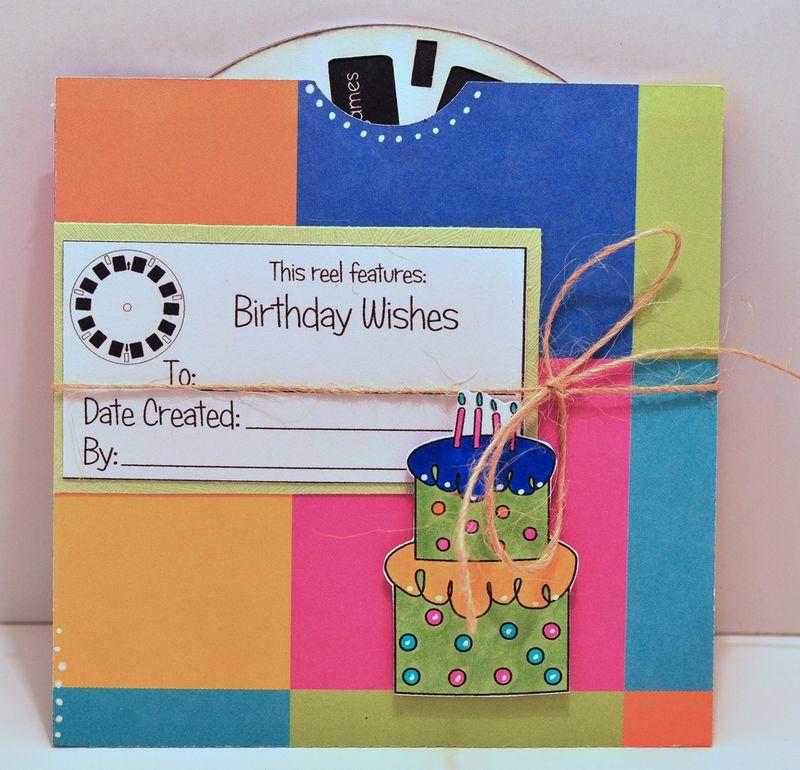 Birthday reel