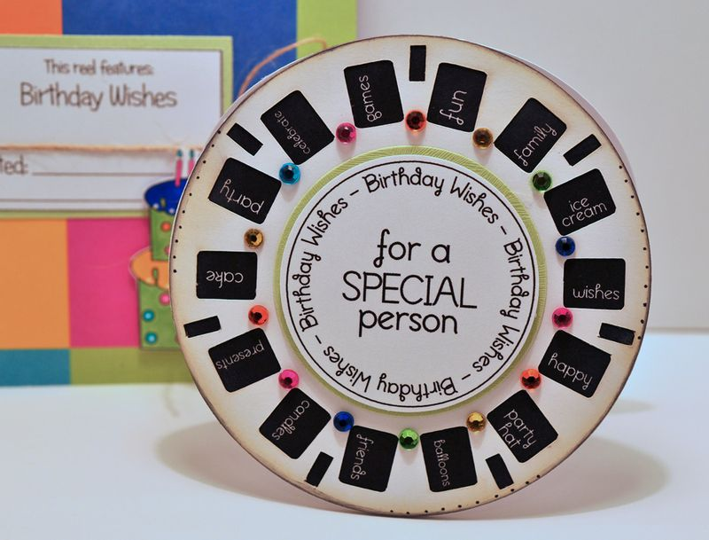Birthday reel 1