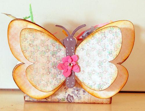 Butterfly Treat Box - Holly Hudspeth
