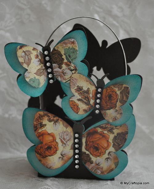 Butterfly Treat Box - Leslie Foley
