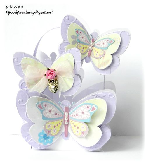 Butterfly Treat Box - Valerie Allard