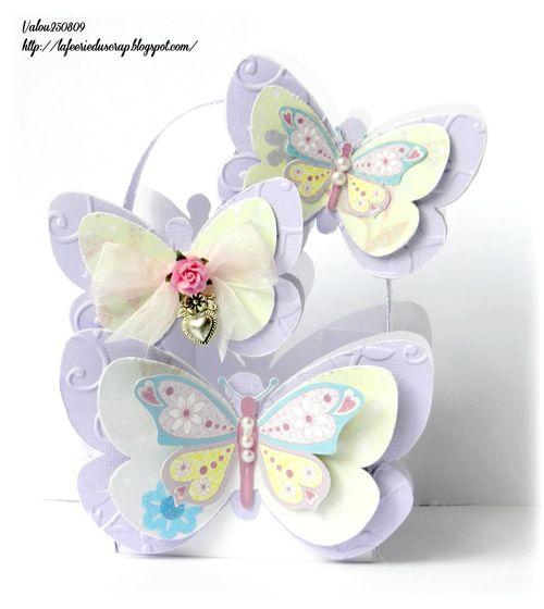 Butterfly Treat Box - Valerie Allard