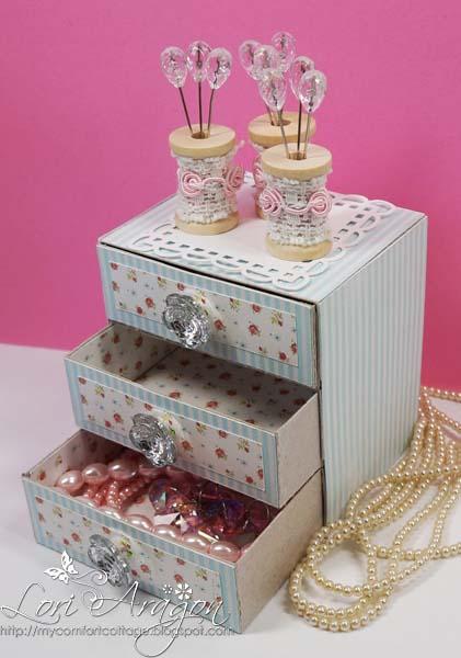 Dresser Box - Lori Aragon