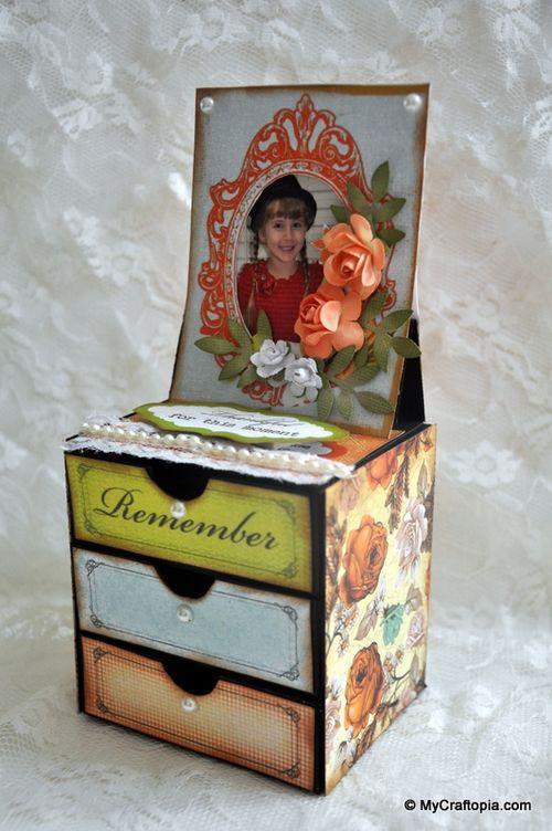 Remember - Leslie Foley - Dresser Box