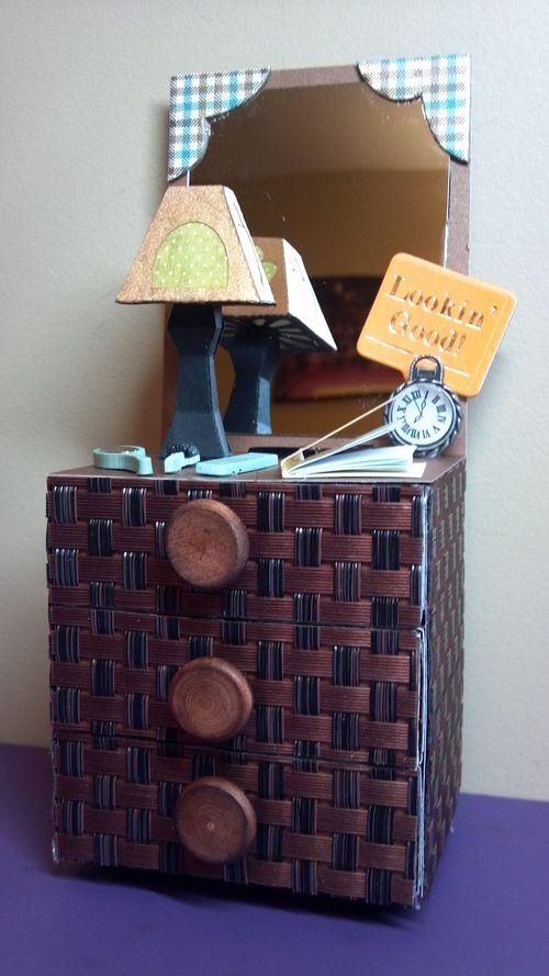 Lookin' Good - Audrey Long - Dresser box
