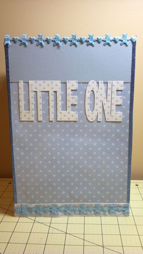 LITTLE ONE - Audrey Long - Large gift bag