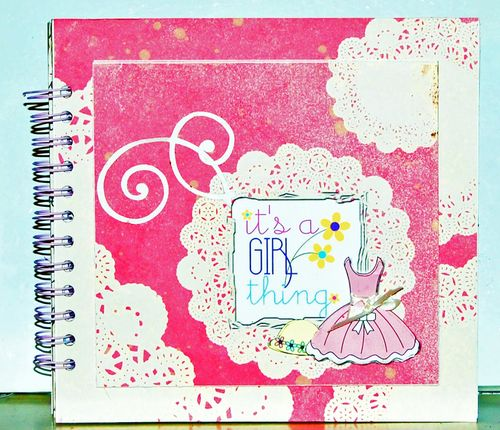 It's a girl thing - Holly Hudspeth - All about girls set