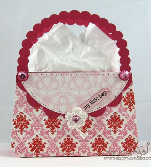 Assorted purse box template -Rose Miller