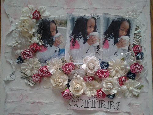 Got Coffee - Tmika Miller - Got coffee set