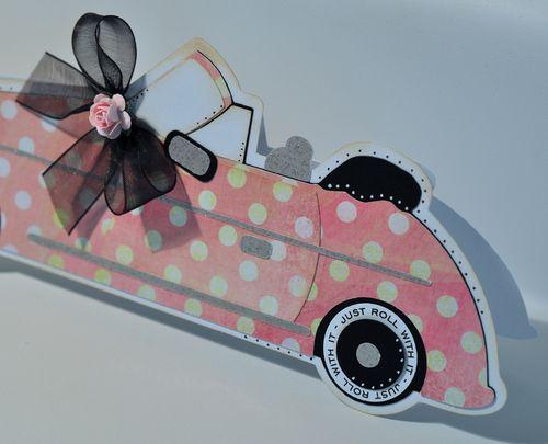 Girl car 1