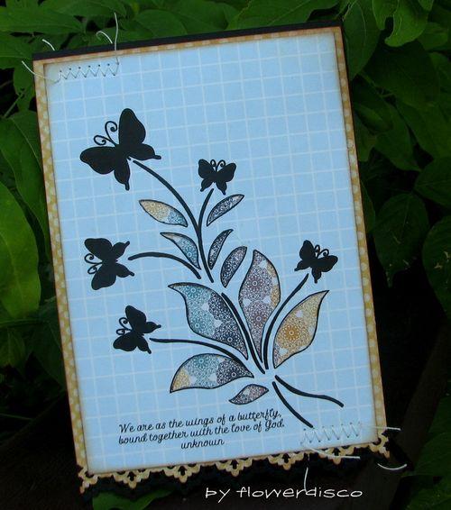 Social Butterfly Set - Flowerdisco Agnes