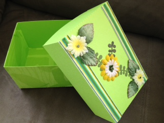 Card Box Organizer - Barbara Burgess