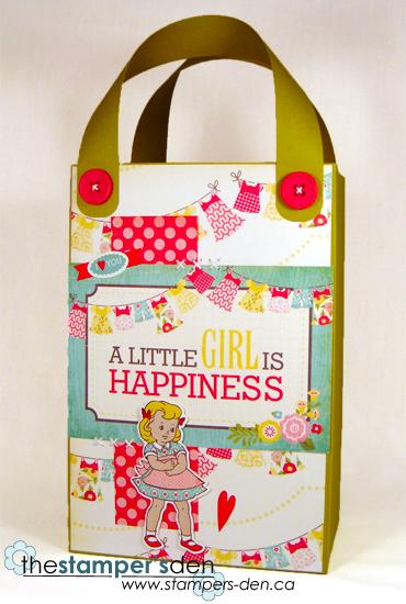 Large Gift Bag - Karrie Snider
