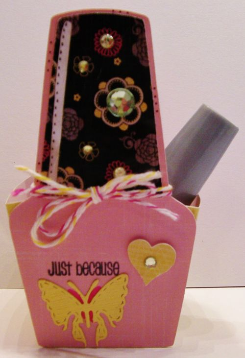 Just Because - Rhonda Zmikly - Nail Polish box set