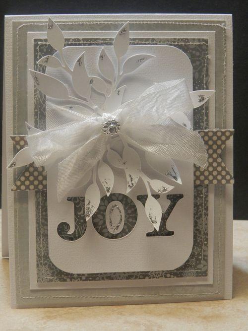 Joy - Tmika Miller - Christmas Card fun