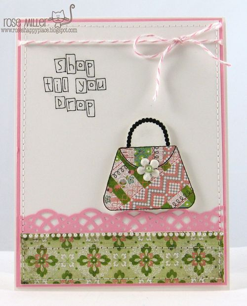 Shop til you drop - Rose Miller - All about girls