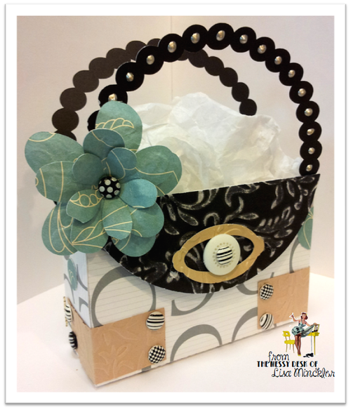 Assorted purse box template - Lisa Minckler