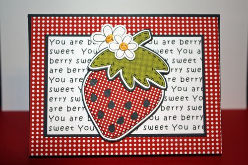 Berrysweet - Tanya Alley - Berry sweet greetings