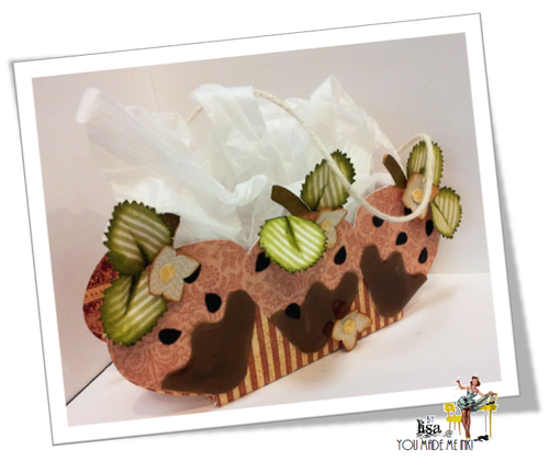 Strawberry Treat Box - Lisa Minckler
