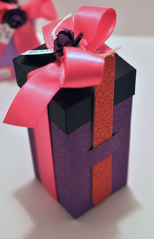 NAIL POLISH TALL BOX 2