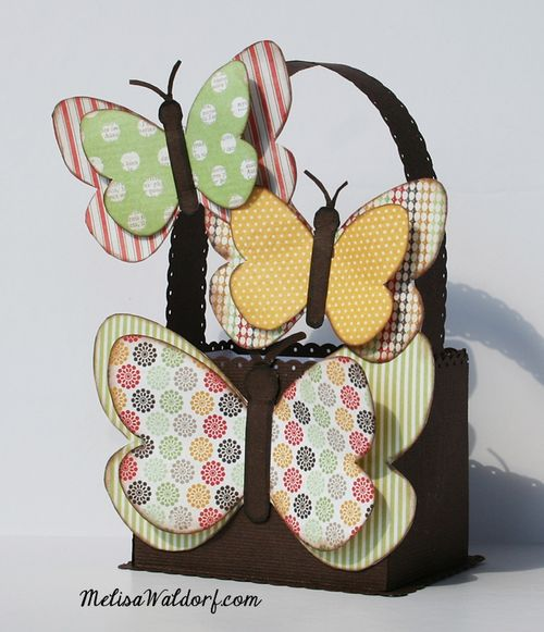 Butterfly Treat Box - Melisa Waldorf